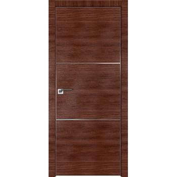 Дверь Профиль дорс 2Z Малага черри кроскут - глухая (Товар № ZF209378)
