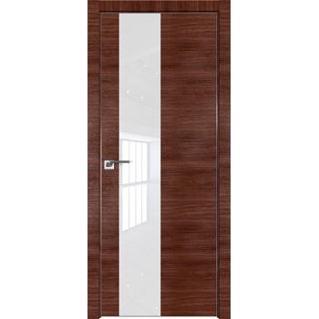 Дверь Профиль дорс 5Z Малага черри кроскут - со стеклом (Товар № ZF209392)
