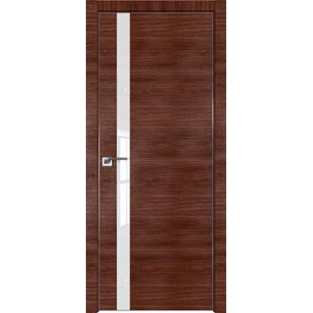 Дверь Профиль дорс 6Z Малага черри кроскут - со стеклом (Товар № ZF209400)