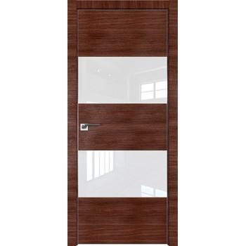 Дверь Профиль дорс 10Z Малага черри кроскут - со стеклом (Товар № ZF209497)
