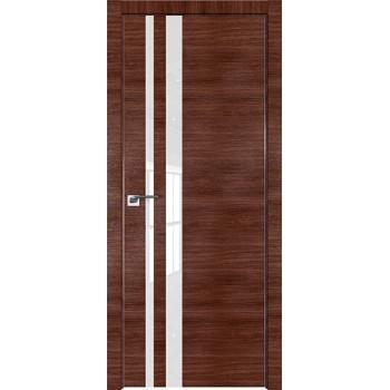 Дверь Профиль дорс 16Z Малага черри кроскут - со стеклом (Товар № ZF209501)