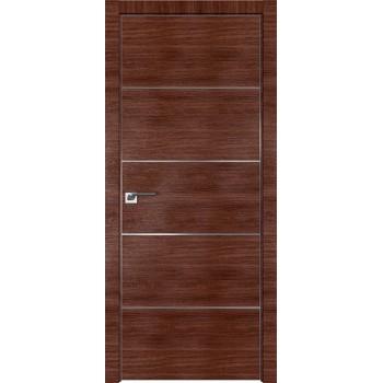 Дверь Профиль дорс 7Z Малага черри кроскут - со стеклом (Товар № ZF209510)