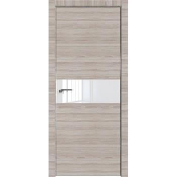 Дверь Профиль дорс 4Z Капуччино кроскут - со стеклом (Товар № ZF209382)