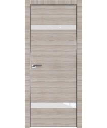 Дверь Профиль дорс 3Z Капуччино кроскут - со стеклом (Товар № ZF209387)