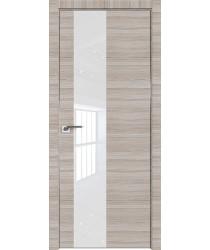 Дверь Профиль дорс 5Z Капуччино кроскут - со стеклом (Товар № ZF209390)