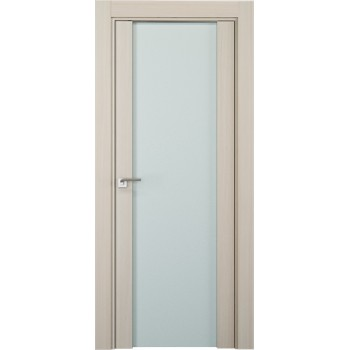 Дверь Профиль дорс 8Х Эш вайт мелинга - со стеклом (Товар № ZF208780)