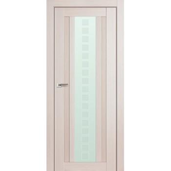 Дверь Профиль дорс 16Х Эш вайт мелинга - со стеклом (Товар № ZF208868)