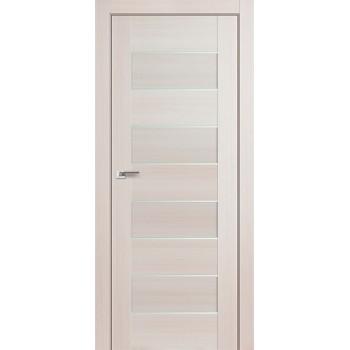 Дверь Профиль дорс 45Х Эш вайт мелинга - со стеклом (Товар № ZF208881)