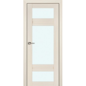 Дверь Профиль дорс 2.46Х Эш вайт мелинга - со стеклом (Товар № ZF208802)