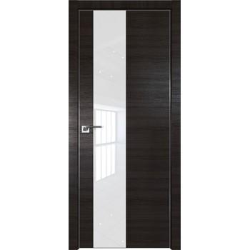 Дверь Профиль дорс 5Z Грей кроскут - со стеклом (Товар № ZF209397)