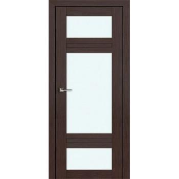 Дверь Профиль дорс 2.46Х Венге мелинга - со стеклом (Товар № ZF208781)