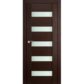 Дверь Профиль дорс 29Х Венге мелинга - со стеклом (Товар № ZF208832)