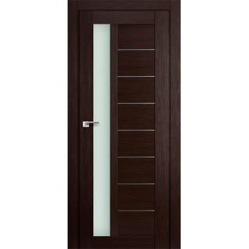 Дверь Профиль дорс 37Х Венге мелинга - со стеклом (Товар № ZF208853)