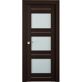 Дверь Профиль дорс 41Х Венге мелинга - со стеклом (Товар № ZF208856)