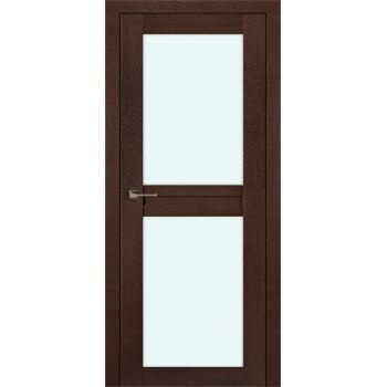 Дверь Профиль дорс 2.44Х Венге мелинга - со стеклом (Товар № ZF210762)