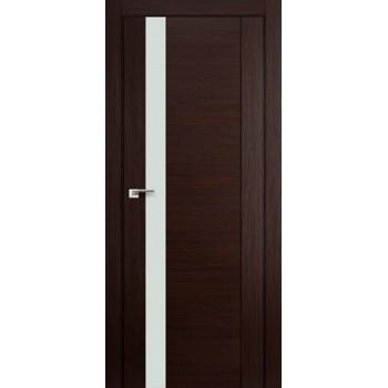 Дверь Профиль дорс 62Х Венге мелинга - со стеклом (Товар № ZF210786)