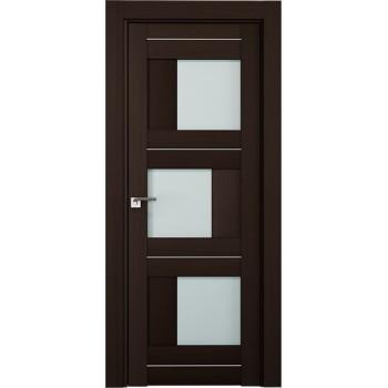Дверь Профиль дорс 13Х Венге мелинга - со стеклом (Товар № ZF208810)
