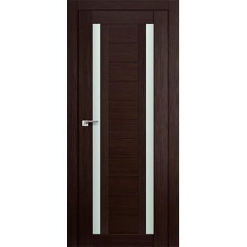 Дверь Профиль дорс 15Х Венге мелинга - со стеклом (Товар № ZF208826)