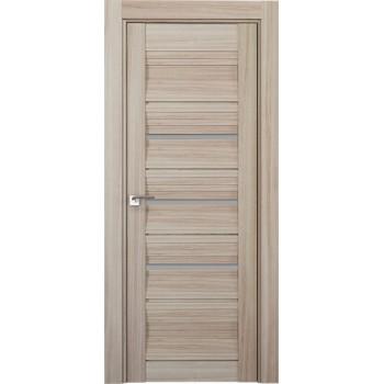 Дверь Профиль дорс 18Х Капучино мелинга - со стеклом (Товар № ZF208918)