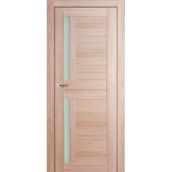 Дверь Профиль дорс 19Х Капучино мелинга - со стеклом (Товар № ZF208926)