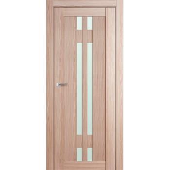 Дверь Профиль дорс 40Х Капучино мелинга - со стеклом (Товар № ZF208935)