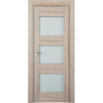 Дверь Профиль дорс 41Х Капучино мелинга - со стеклом (Товар № ZF208939)