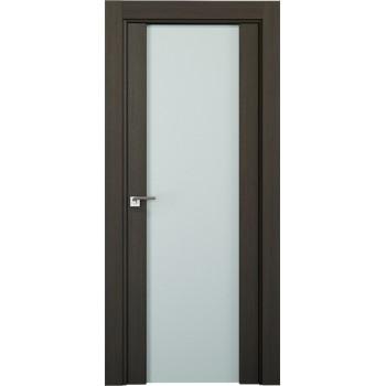 Дверь Профиль дорс 8Х Грей мелинга - со стеклом (Товар № ZF208779)