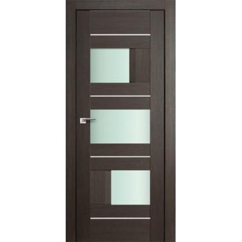 Дверь Профиль дорс 39Х Грей мелинга - со стеклом (Товар № ZF208829)