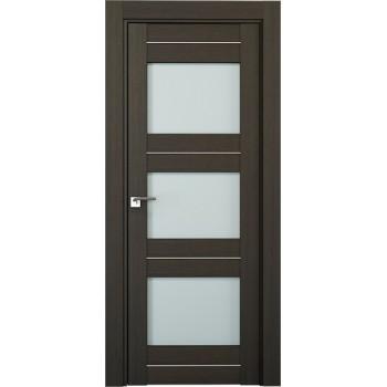 Дверь Профиль дорс 41Х Грей мелинга - со стеклом (Товар № ZF208837)