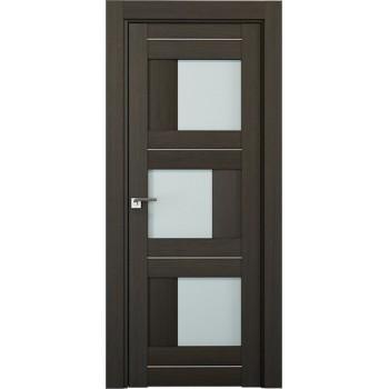 Дверь Профиль дорс 13Х Грей мелинга - со стеклом (Товар № ZF208799)