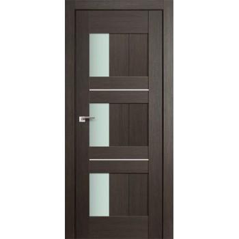 Дверь Профиль дорс 35Х Грей мелинга - со стеклом (Товар № ZF208806)