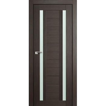 Дверь Профиль дорс 15Х Грей мелинга - со стеклом (Товар № ZF208816)