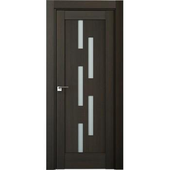Дверь Профиль дорс 30Х Грей мелинга - со стеклом (Товар № ZF208824)
