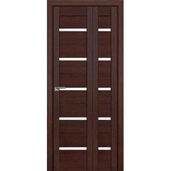 Складная межкомнатная Дверь-Книжка 7Х Венге мелинга (Товар № ZF210706)