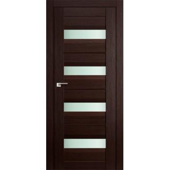Дверь Профиль дорс 60Х Венге мелинга - со стеклом (Товар № ZF210782)