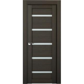 Дверь Профиль дорс 7Х Грей мелинга - со стеклом (Товар № ZF208785)