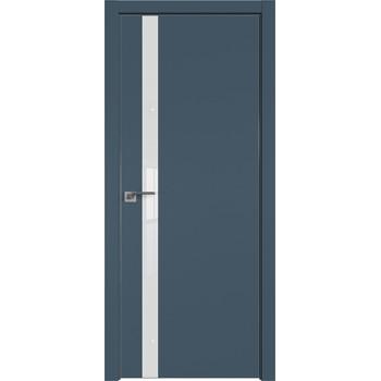 Дверь профиль дорс 6Е Антрацит - со стеклом (Товар № ZF209526)