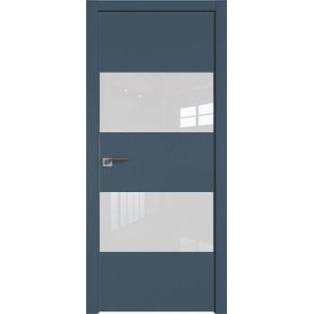 Дверь профиль дорс 10Е Антрацит - со стеклом (Товар № ZF209530)