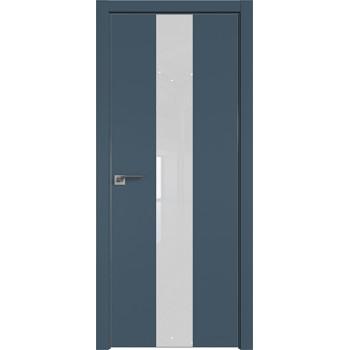Дверь профиль дорс 25Е Антрацит - со стеклом (Товар № ZF209534)