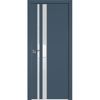 Дверь профиль дорс 16Е Антрацит - со стеклом (Товар № ZF209541)