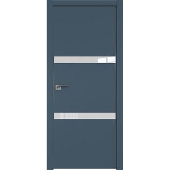 Дверь Профиль дорс 30Е Антрацит - со стеклом (Товар № ZF209543)