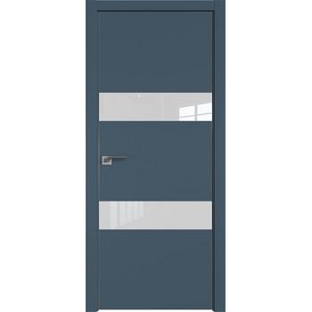Дверь Профиль дорс 34Е Антрацит - со стеклом (Товар № ZF209546)