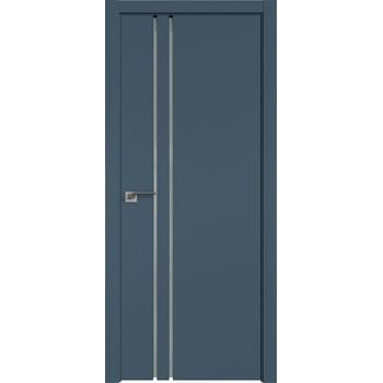 Дверь Профиль дорс 35Е Антрацит - со стеклом (Товар № ZF209547)