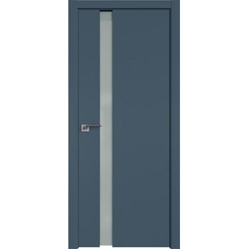 Дверь Профиль дорс 36Е Антрацит - со стеклом (Товар № ZF209548)
