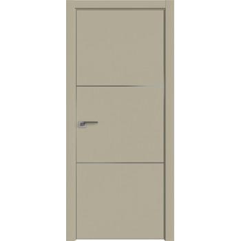 Дверь профиль дорс 2Е Шеллгрей - глухая (Товар № ZF209470)