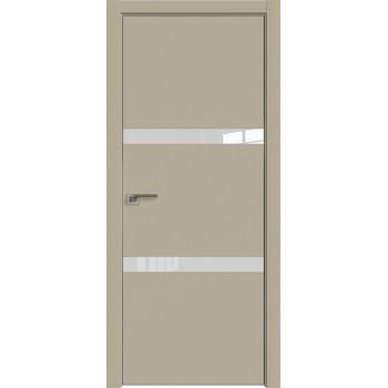 Дверь Профиль дорс 30Е Шеллгрей - со стеклом (Товар № ZF209726)