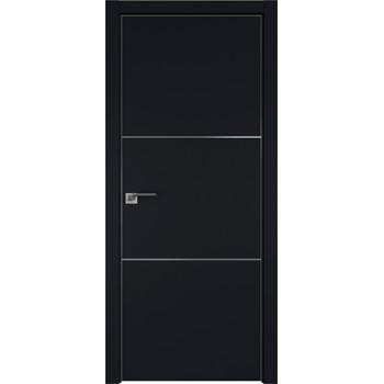 Дверь профиль дорс 2Е Черный матовый - глухая (Товар № ZF209475)