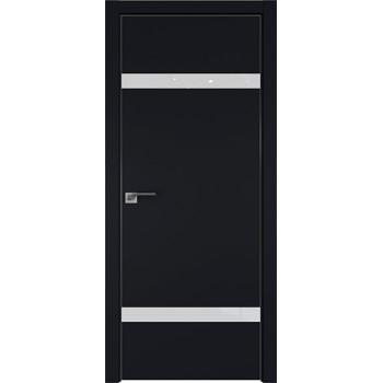 Дверь профиль дорс 3Е Черный матовый - со стеклом (Товар № ZF209477)