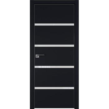 Дверь Профиль дорс 20E Черный матовый - со стеклом (Товар № ZF209576)
