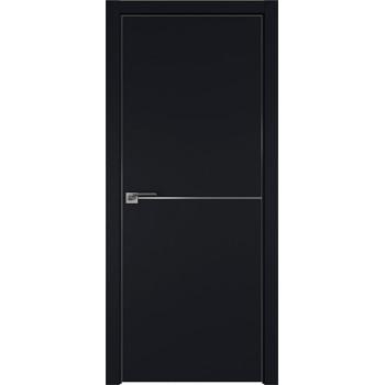 Дверь профиль дорс 12Е Черный матовый - глухая (Товар № ZF209578)